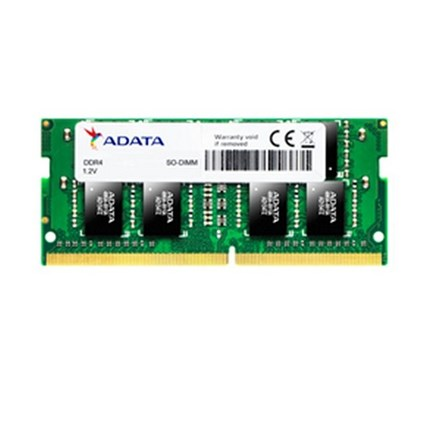 ADATA 16GB DDR4-2666 2048x8 SODIMM Lifetime wty NB2420