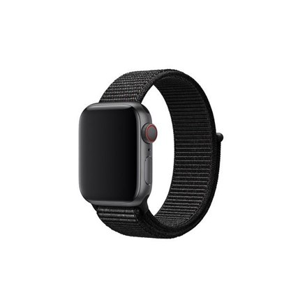 3SIXT Apple Watch Band - Nylon Weave - 38/40mm - Black 10152314