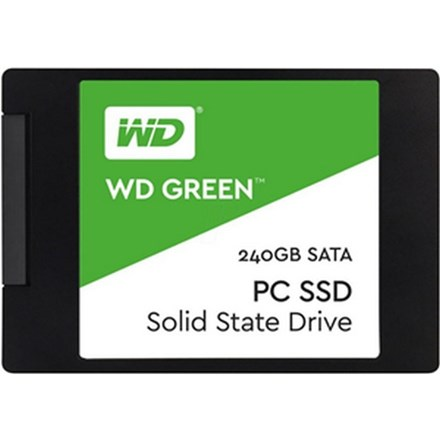 "WD Green SATA3 3D 2.5"" SSD 240GB DX8123"