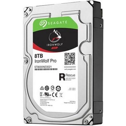 "Seagate IronWolf Pro SATA 3.5"" 7200RPM 256MB 8TB NAS HDD 5Yr Wty HD6442"