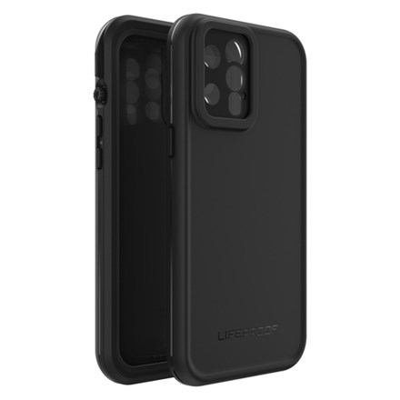 LifeProof iPhone 12 Pro Max Fre Case - Black