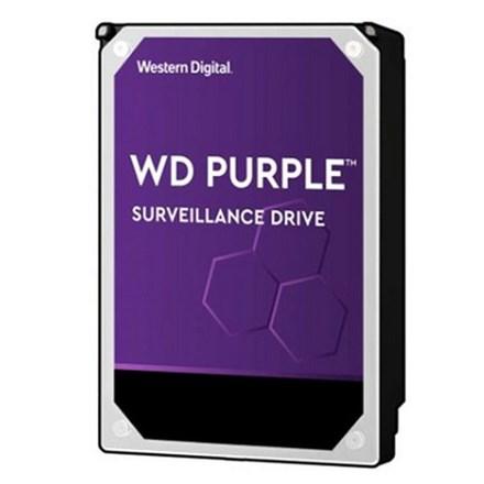 """WD Purple SATA 3.5"""" 7200RPM 256MB 8TB Surveillance Hard Drive HD1977"""