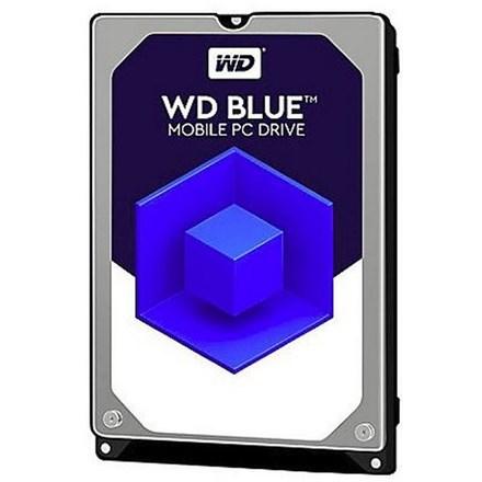 """WD Blue SATA 2.5"""" 5400RPM 8MB 7mm 500GB HDD 2Yr Wty HD3014"""
