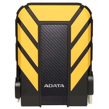 ADATA HD710 Pro Durable USB3.1 External HDD 2TB Yellow DRA510