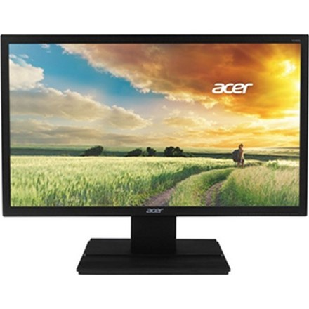 "Acer V246HL 24"" 16:9 1920x1080 FHD LCD 5ms VGA HDMI DP Monitor AF776A"