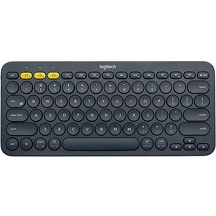 Logitech K380 Multi-Device Bluetooth Keyboard - Black HW5131