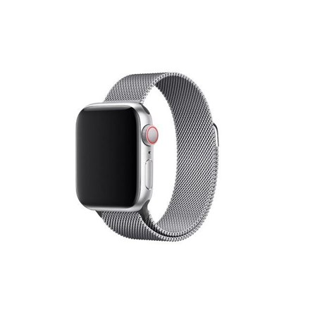 3SIXT Apple Watch Band - Mesh - 38/40mm - Silver 10152320