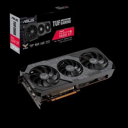 ASUS TUF 3-RX5600XT-T6G-EVO-GAMING AMD RADEON RX 5600XT EVO PCI-E4.0, HDMI, DP