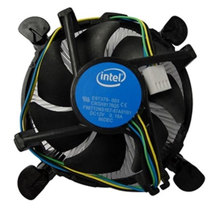 Geniune INTEL Socket 1151 CPU Cooler CQ9008